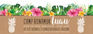 Camp Runamuk Luau